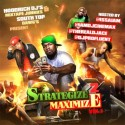 Strategize 2 Maximize (Hosted By Issa) mixtape cover art