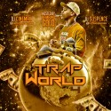 Trap World 4 (Hosted By Bambino Gold) mixtape cover art