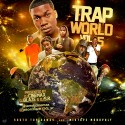 Trap World 5 mixtape cover art