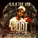 VOK - V Dot mixtape cover art