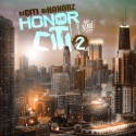 Honor The Citi 2 mixtape cover art