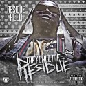 Residue Reed - They Call Me Residue mixtape cover art