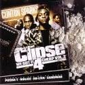 The Clipse & The Re-Up Gang - We Got It 4 Cheap, Vol. 2 mixtape cover art