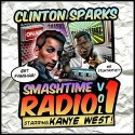 Smashtime Radio Vol. 1 (Hosted by Kanye West) mixtape cover art