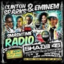 Smashtime Radio Shade 45 Edition (Hosted by Eminem) mixtape cover art