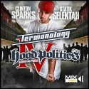 Statik Selektah - Termanology (Hood Politics IV) mixtape cover art