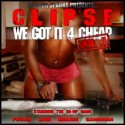 We Got It 4 Cheap Vol. 1 mixtape cover art