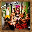Clinton Sparks - My Awesome Mixtape 3 mixtape cover art