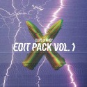 Edit Pack Vol. 1 mixtape cover art