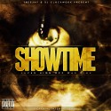 Larry Fisherman - Showtime (Super High Off Wax Time) mixtape cover art