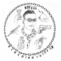 SPF666 - Scorpion Cache EP mixtape cover art