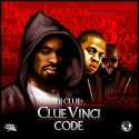 Clue Vinci Code mixtape cover art