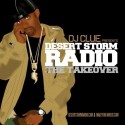 Desert Storm Radio: The Takeover mixtape cover art
