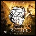 Desert Storm Radio 8 mixtape cover art