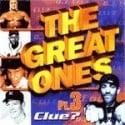 The Great Ones Pt.3 mixtape cover art