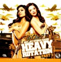 Heavy Rotation, Part 2 mixtape cover art