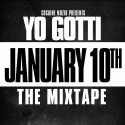 Yo Gotti - January 10th (The Mixtape) mixtape cover art