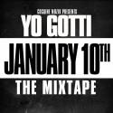 Yo Gotti - January 10th (The Mixtape) mixtape cover art
