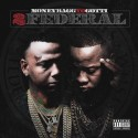 Moneybagg Yo & Yo Gotti - 2Federal mixtape cover art