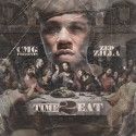 Zed Zilla - Time 2 Eat mixtape cover art
