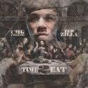 Zed Zilla - Time 2 Eat mixtape cover art