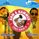 French Montana & Max B - Coke Wave 4 mixtape cover art