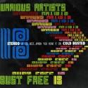 Bust Free 18 mixtape cover art