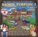 Homer Pimpson 2 (Texas Thugs Reunited, Reppin' & Wreckin') mixtape cover art
