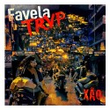 Favela Trap mixtape cover art