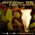 NXNE - The Southwest Invasion mixtape cover art