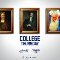 College Thursday (Episode 1) mixtape cover art