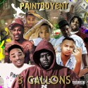 Paintboy Ent - 5 Gallons mixtape cover art