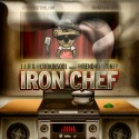 Fiend - Iron Chef mixtape cover art
