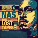 Nas - The Lost Tapes 1.5 mixtape cover art