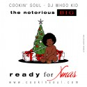 The Notorious B.I.G. - Ready For Xmas mixtape cover art