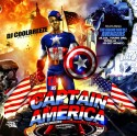 T.I. - Captain America (2 Disc) mixtape cover art