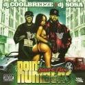 Doin Numbers, Pt. 5 mixtape cover art