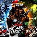 Lil Wayne - My Own Worse Enemy mixtape cover art