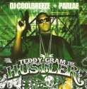 Parlae - Teddy Gram The Hustler mixtape cover art