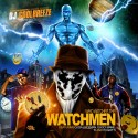 The Watchmen mixtape cover art