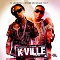 Lil Wayne & Lil Boosie - K-Ville mixtape cover art