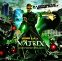 Yung L.A. - The Matrix mixtape cover art