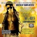 Aquarius - 100% Aquarius (#CuffinSeason) mixtape cover art