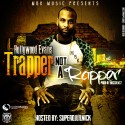 Hollywood Evans - Trapper Not A Rapper mixtape cover art
