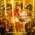 Industries Most Wanted: Welcome 2 2014 Edition (Hosted By Cap 1) mixtape cover art