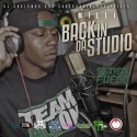 Milli - Back In Da Studio mixtape cover art
