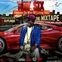 Tony Six - Finessn Da Way Of Living 2 mixtape cover art