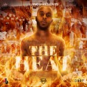 J. Spence - The Heat mixtape cover art