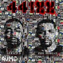 AVMG - 441XX mixtape cover art