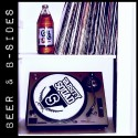 Beer & B-Sides mixtape cover art